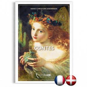 Contes d'Andersen - bilingue danois-français (+ audio)