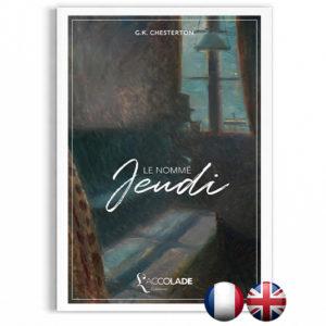 Le Nommé Jeudi, de Chesterton, en édition bilingue anglais-français (+ audio)