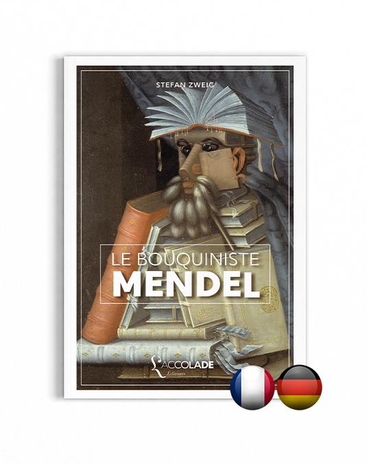 Le Bouquiniste Mendel, de Stefan Zweig - bilingue allemand-français (+ audio)
