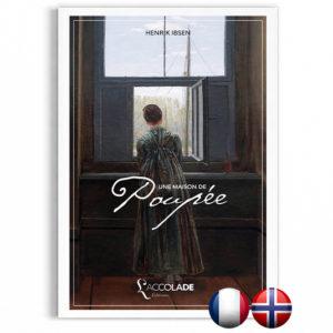 Une Maison de Poupée, de Henrik Ibsen - bilingue norvégien-français (+ audio)