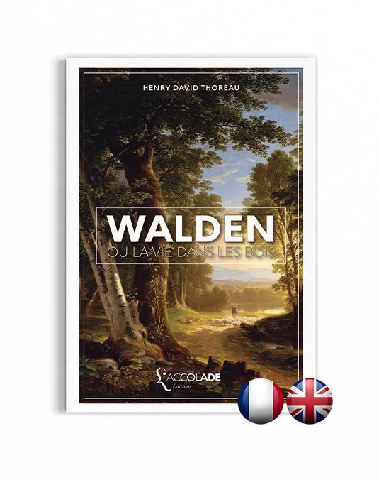 Walden, de Thoreau - bilingue anglais-français (+ audio)