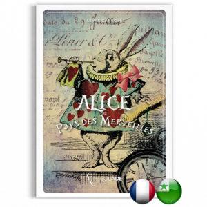 Alice au Pays des Merveilles (bilingue espéranto-français)